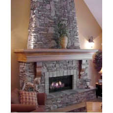 Mantel Shelves