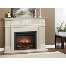 33-Inch Built-in Electric Fireplace EF45D-FGF