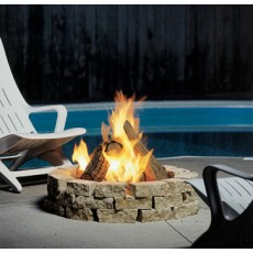Outdoor Living Fireplaces